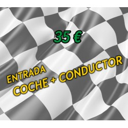 Entrada COCHE + CONDUCTOR